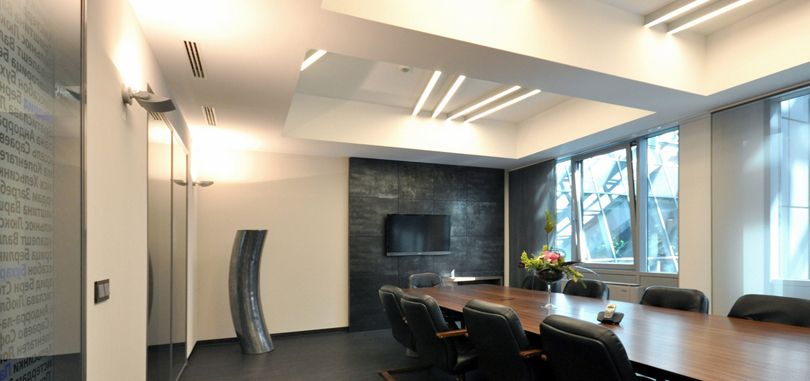 Lighting conference room