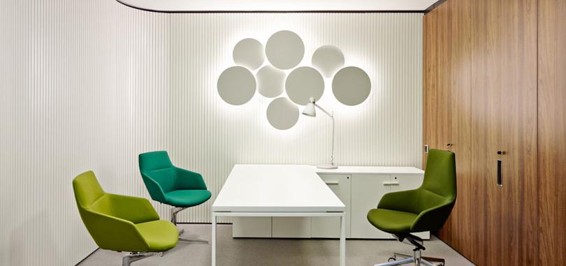 Lighting meeting room