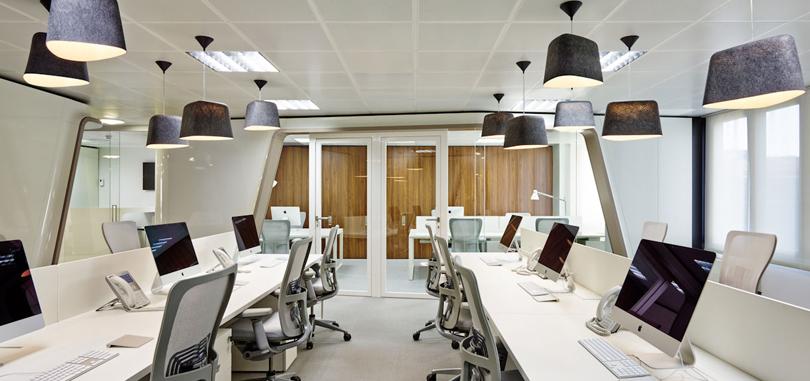 Lighting workstation office