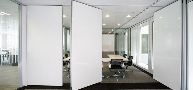 Office Folding Partitions Ireland