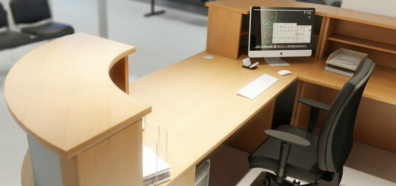 Reception-Desks-Furniture-wood-high-counter-inside