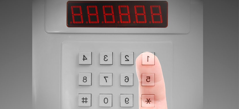 access control number key security