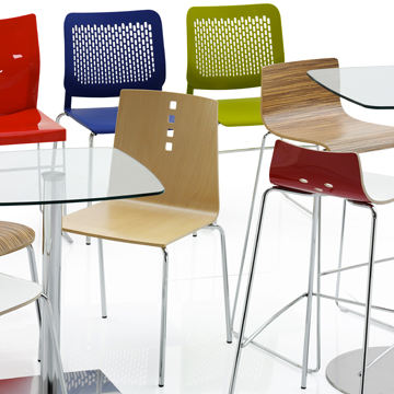 Office Canteen Seating