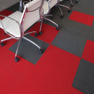 Office commercial carpeting
