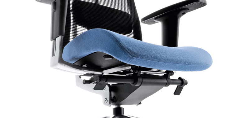 Ergonomic Office Seating with gas
