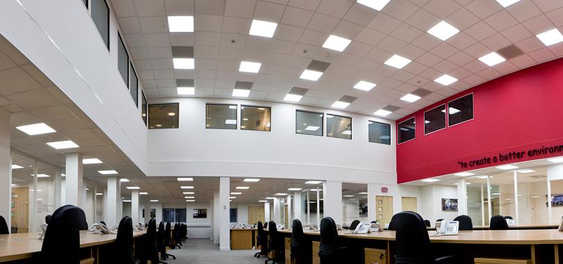 mezzanine floors office design