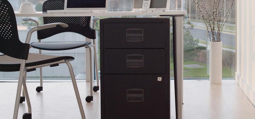 office desk accessories pedestal