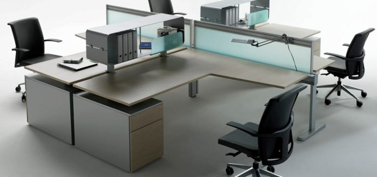 office-desk-screens-with-aluminum-lining-partition