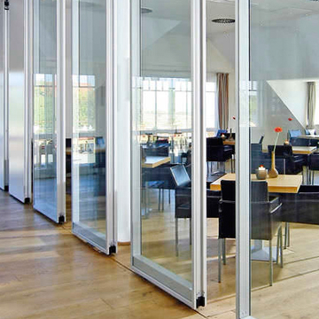 Office Sliding Partitions