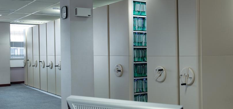 system storage white file storage
