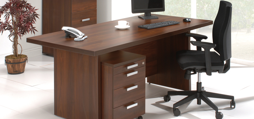 Task Office Chairs with black Armrest