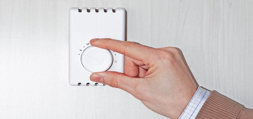 temperature control air conditioner