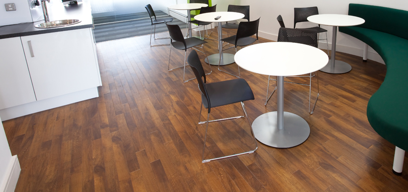 wood flooring anti slip plank
