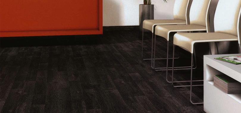 wood flooring black wood anti slip